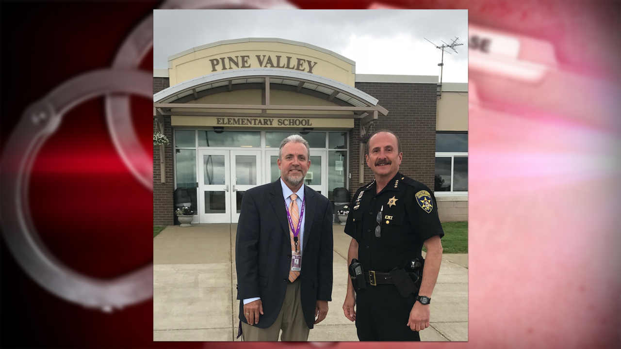 Sheriff's Office Establishes Substation At Pine Valley ...