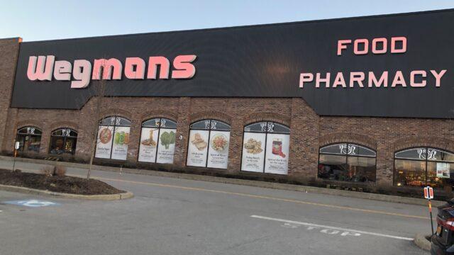 Wegmans Requests Masks For Shoppers
