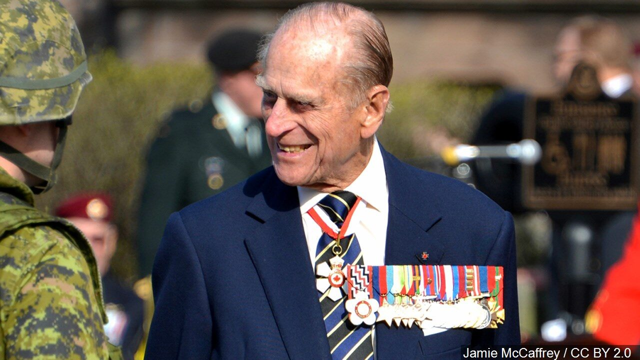 Prince Philip Dead At 99 - WNY News Now