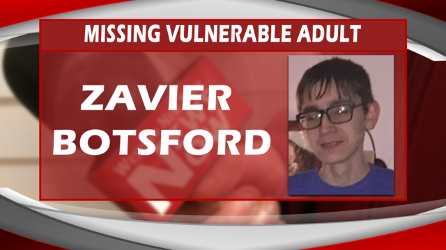 Salamanca Police Looking For Missing Vulnerable Adult With Autism