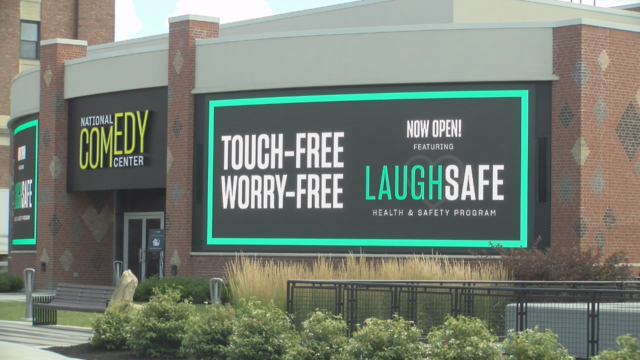 "NCC ""Laugh Safe"" Creator Honored By NYS Tourism Industry Association"