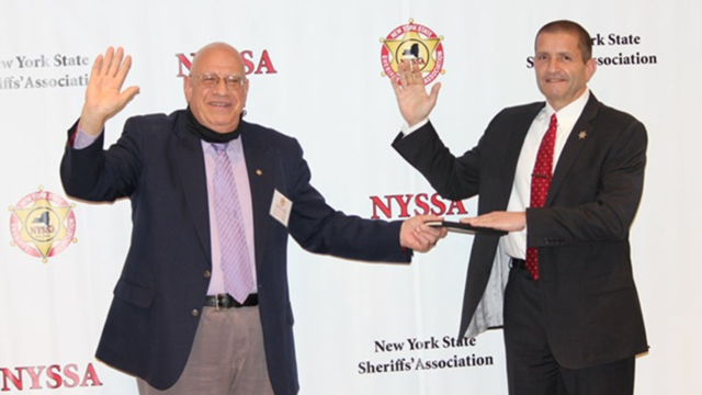 Quattrone Elected Treasurer Of New York State Sheriffs' Association
