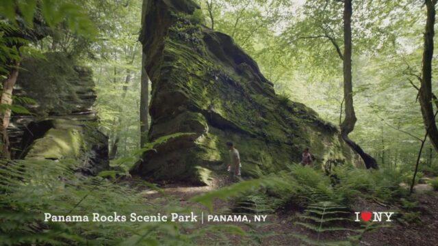 """Panama Rocks Included In New """"I Love NY"""" Ad Spot"""