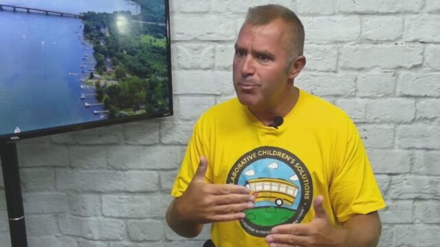 PE Teacher To Walk Around Lake, Raising Funds For Special Summer Camp